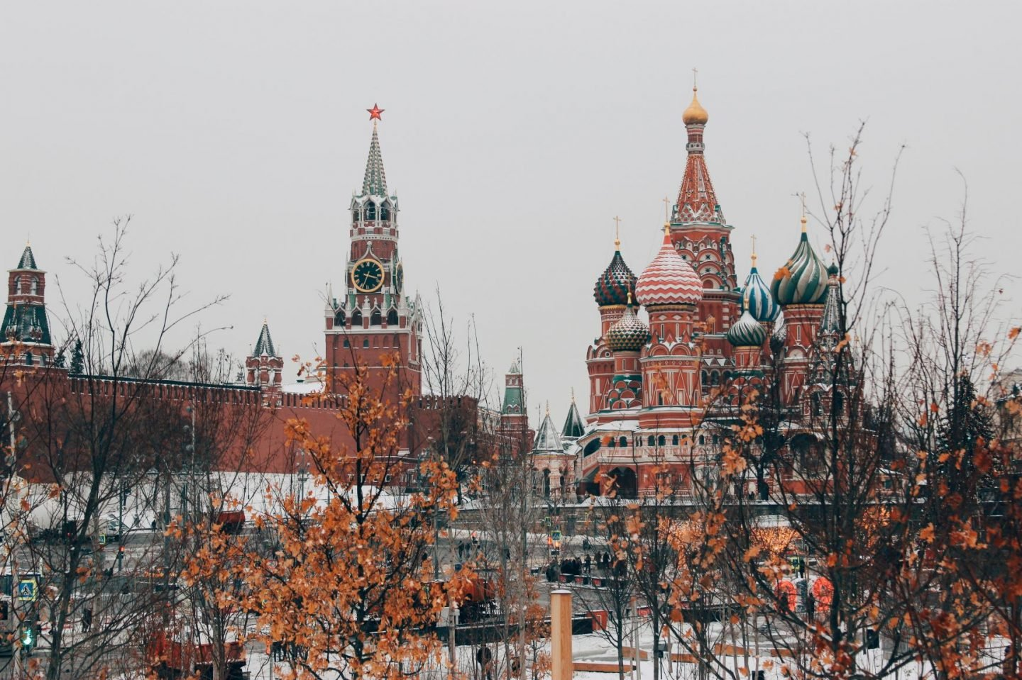 capital cities of the world Questions and Answers - Kremlin Moscow