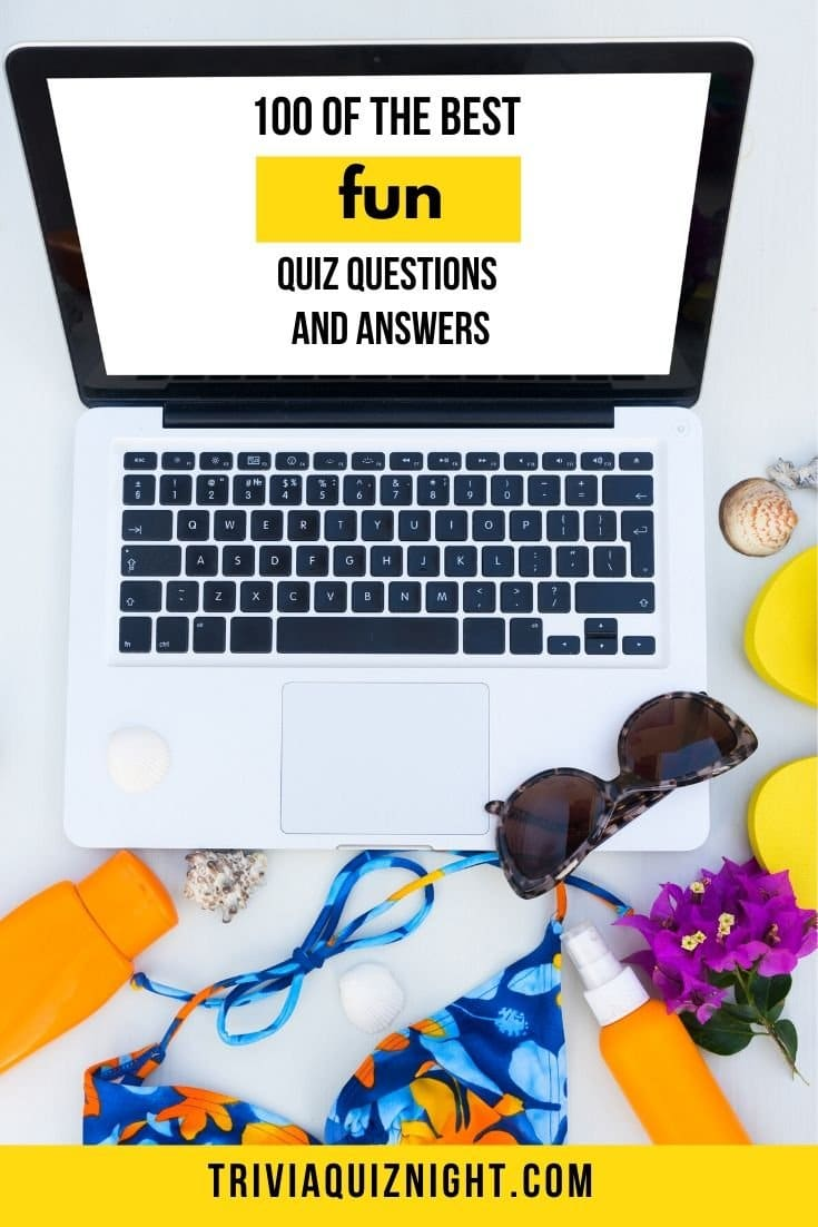 Fun Quiz Questions and Answers General Knowledge