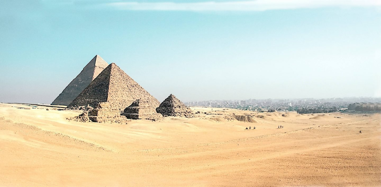 Easy General Knowledge Quiz Questions and Answers - Pyramids