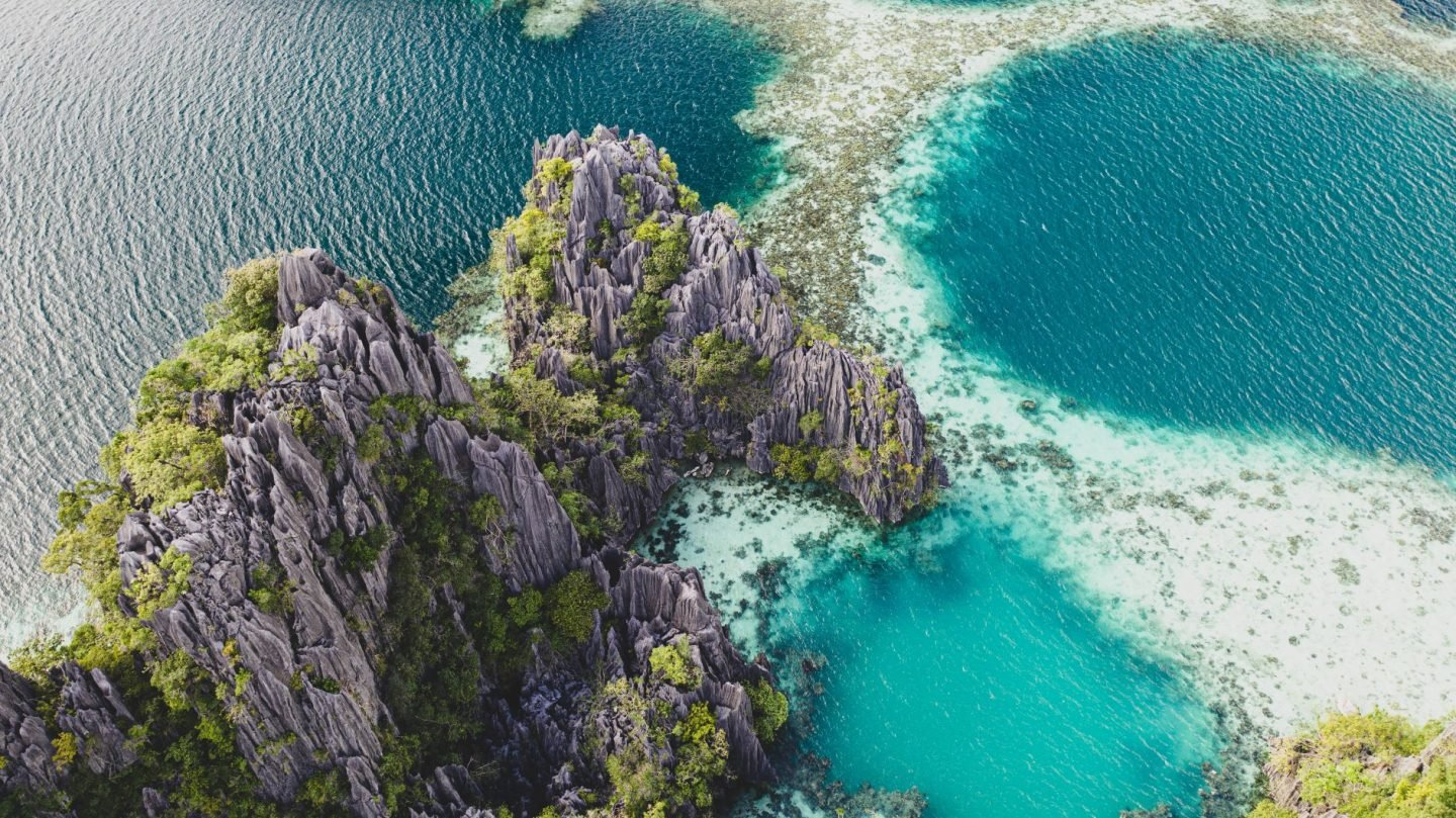 Easy geography quiz questions - Coron Phillippines