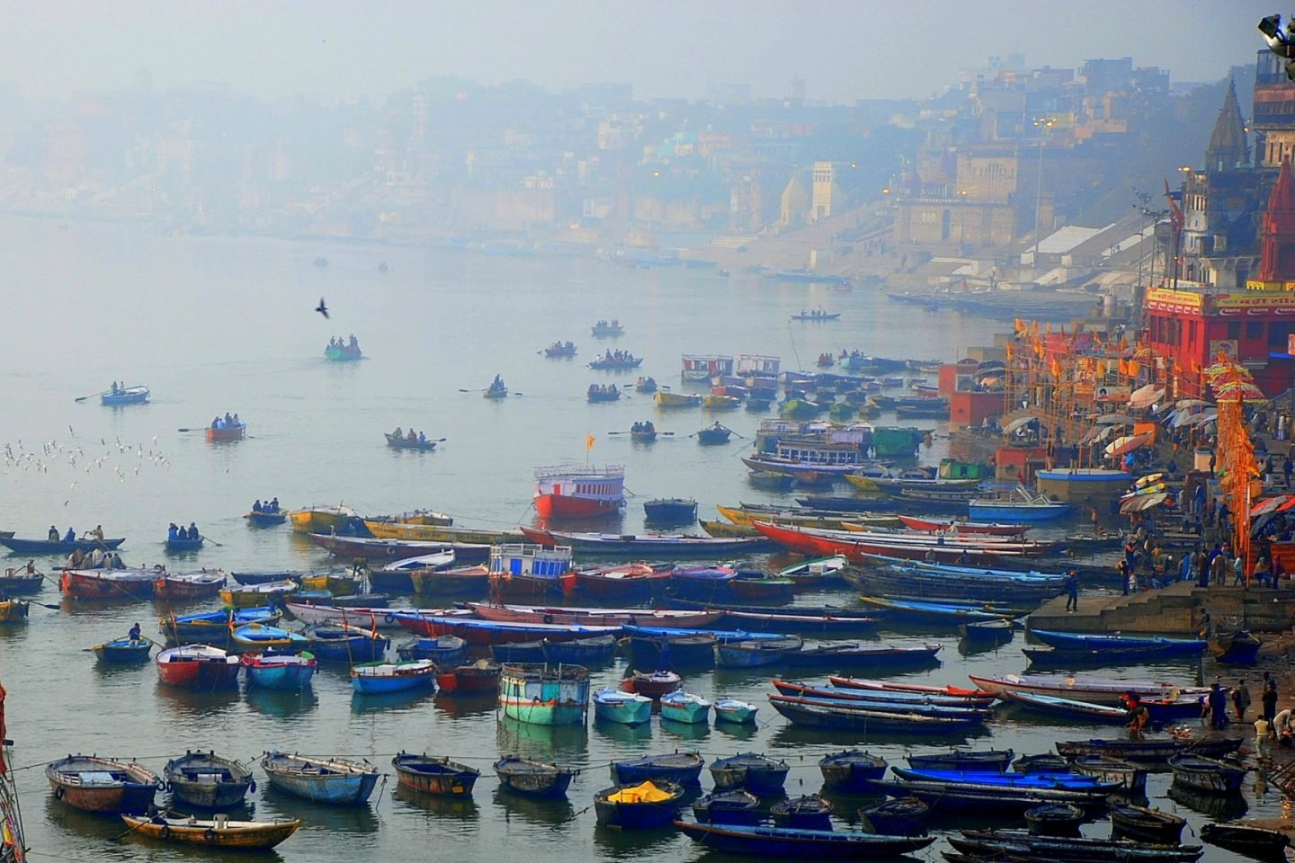 Geography Quiz Questions and Answers - Ganges River India