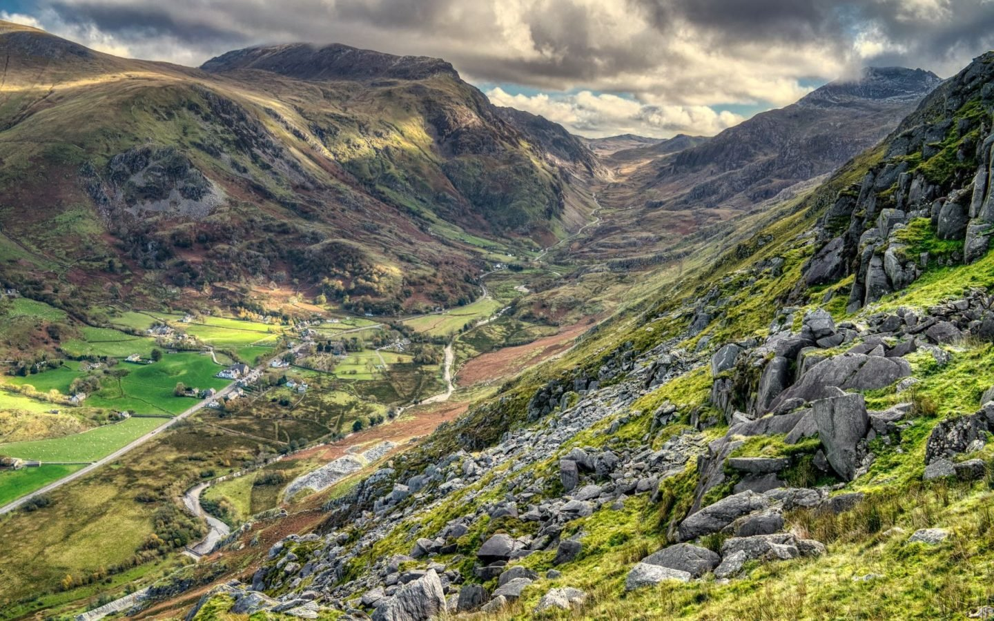 National Geographic quiz - Snowdon