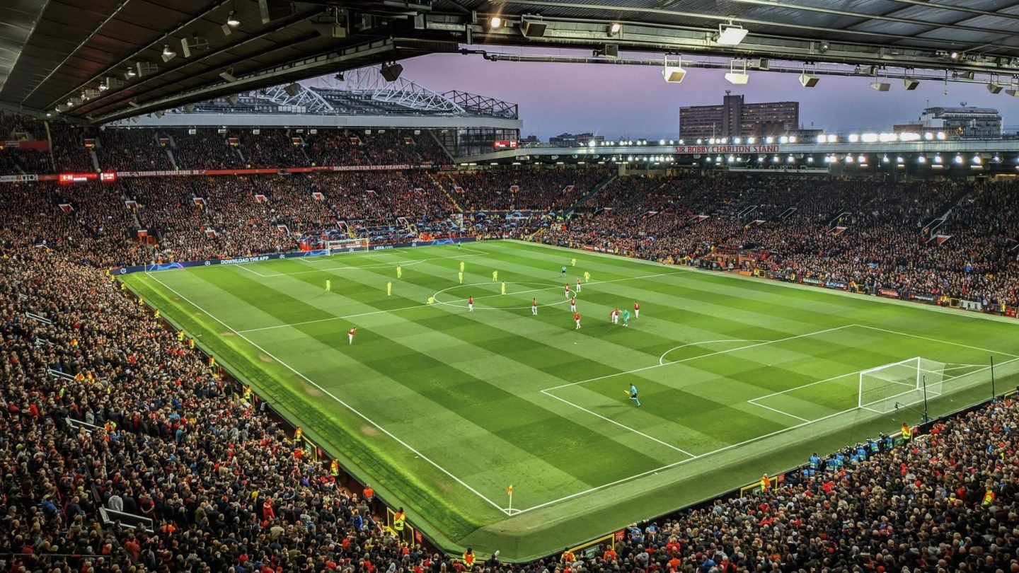 Premier League Football Questions and Answers - Old Trafford