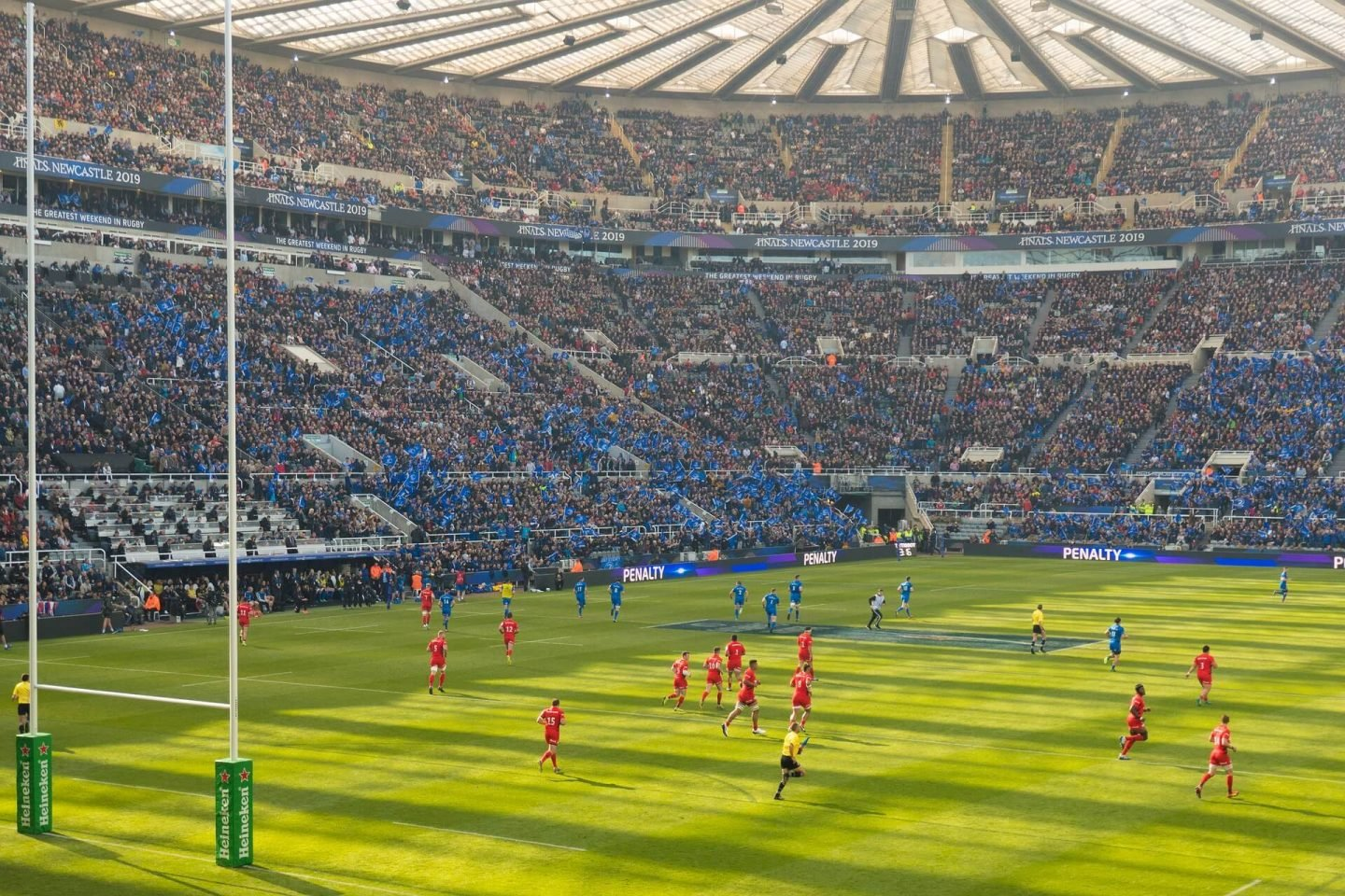 Rugby union quiz questions 2020 - Heineken Cup game