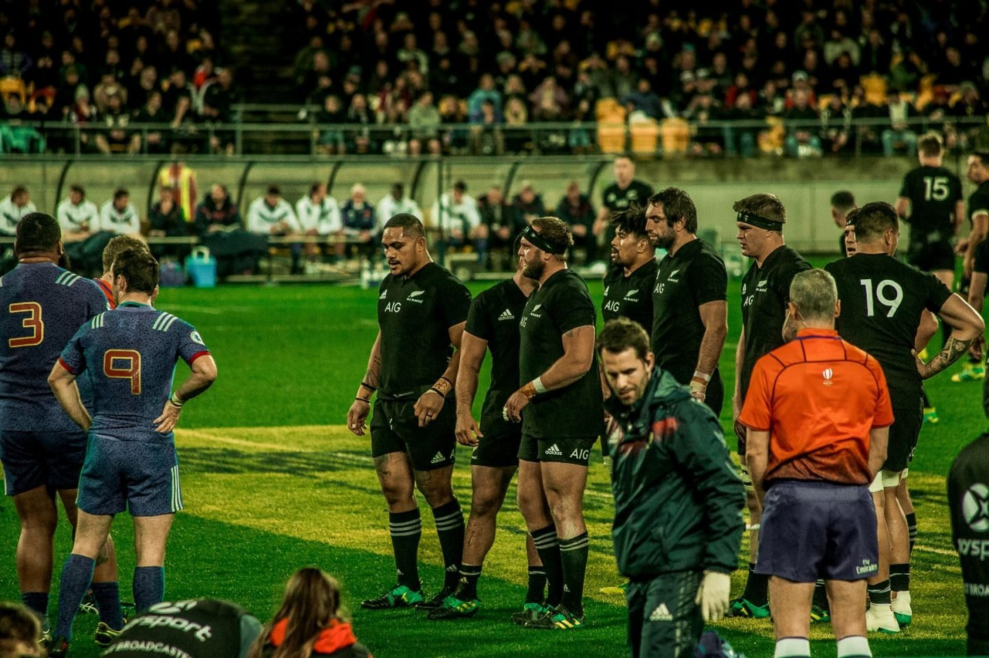 Rugby Union Quiz Questions and Answers - RWC line out