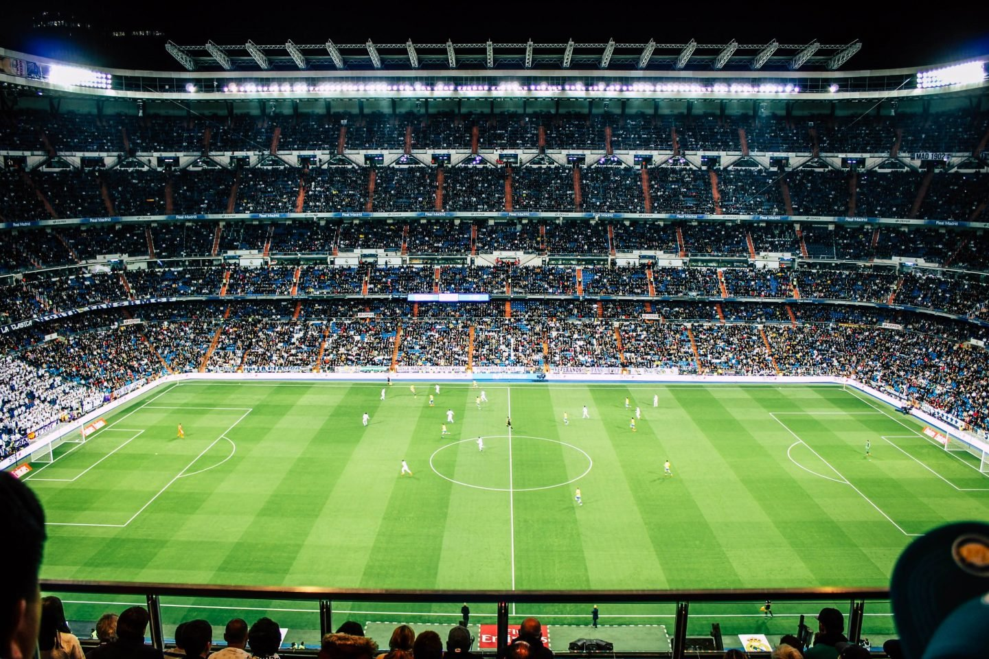 World Soccer Trivia Questions and Answers - Bernabeu Madrid