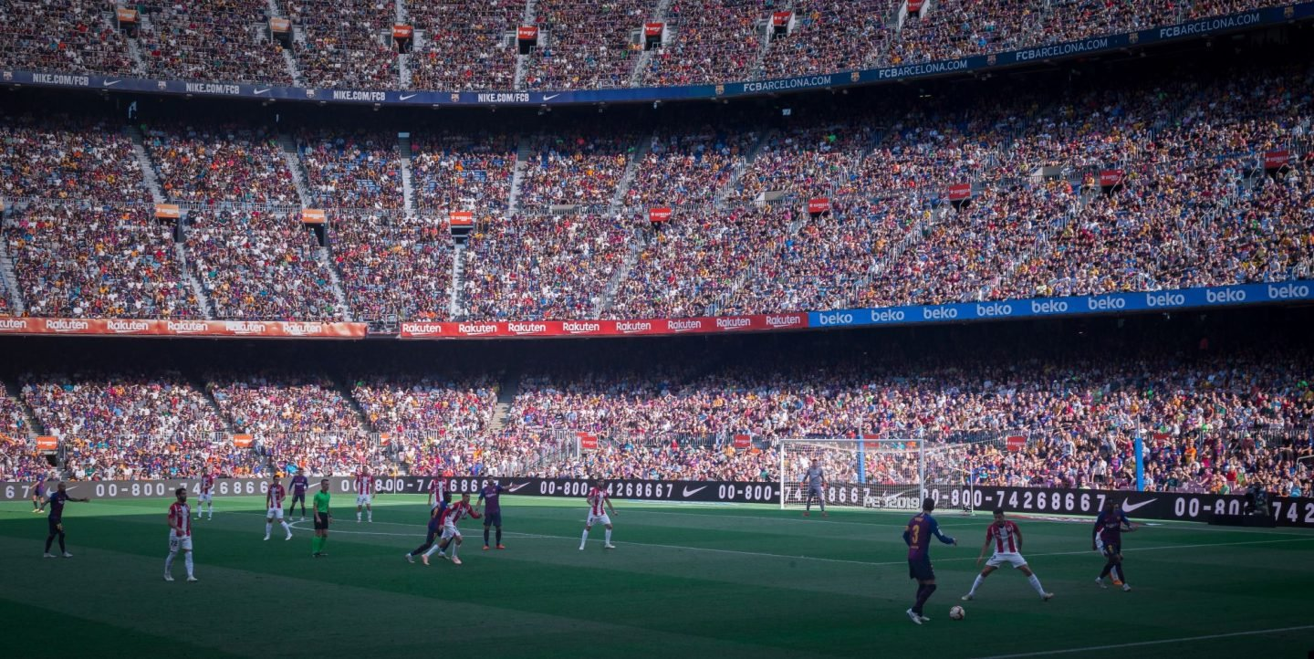 World Soccer Trivia Questions and Answers - Camp Nou Barcelona