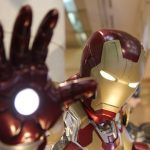 General movie trivia - Ironman and Marvel