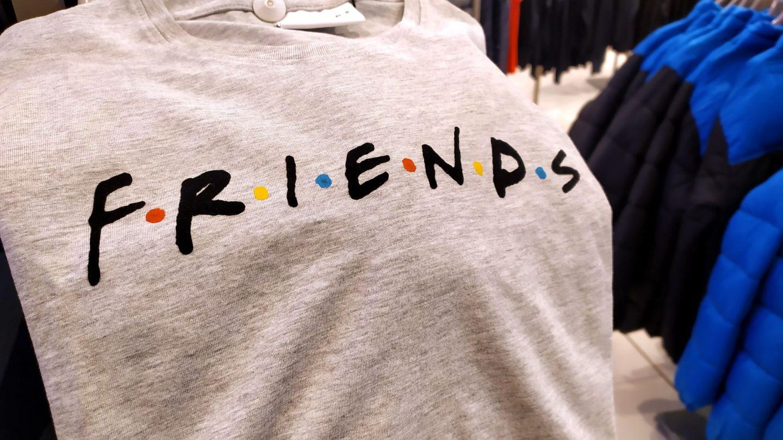Friends TV show - Friends quiz game