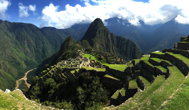 What country am I in - Machu Picchu, Peru