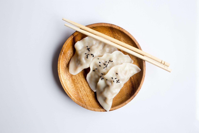 Unusual food quiz questions - gyoza