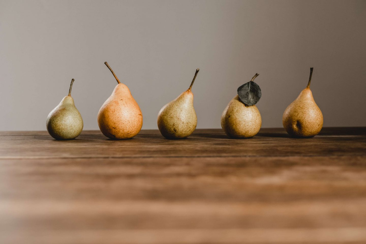 Difficult food and drink quiz questions - pears