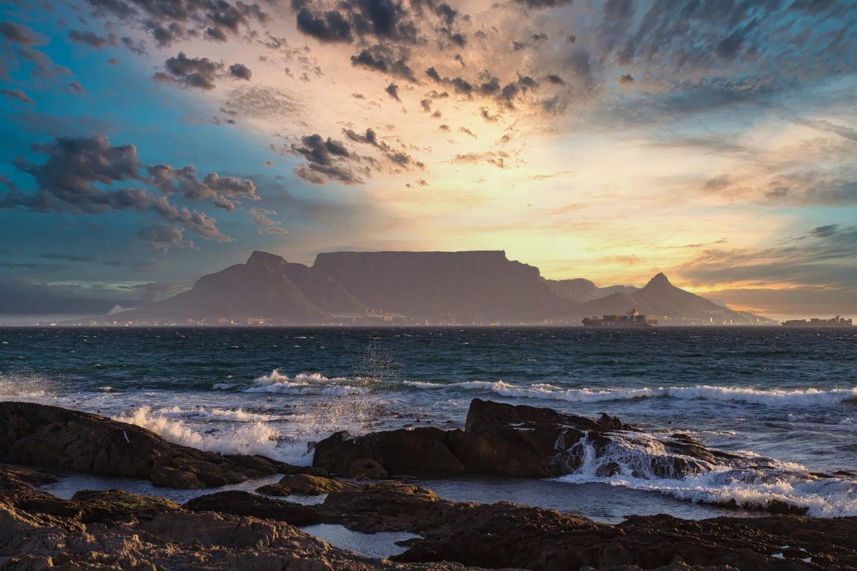 Geography pub quiz questions - Cape Town