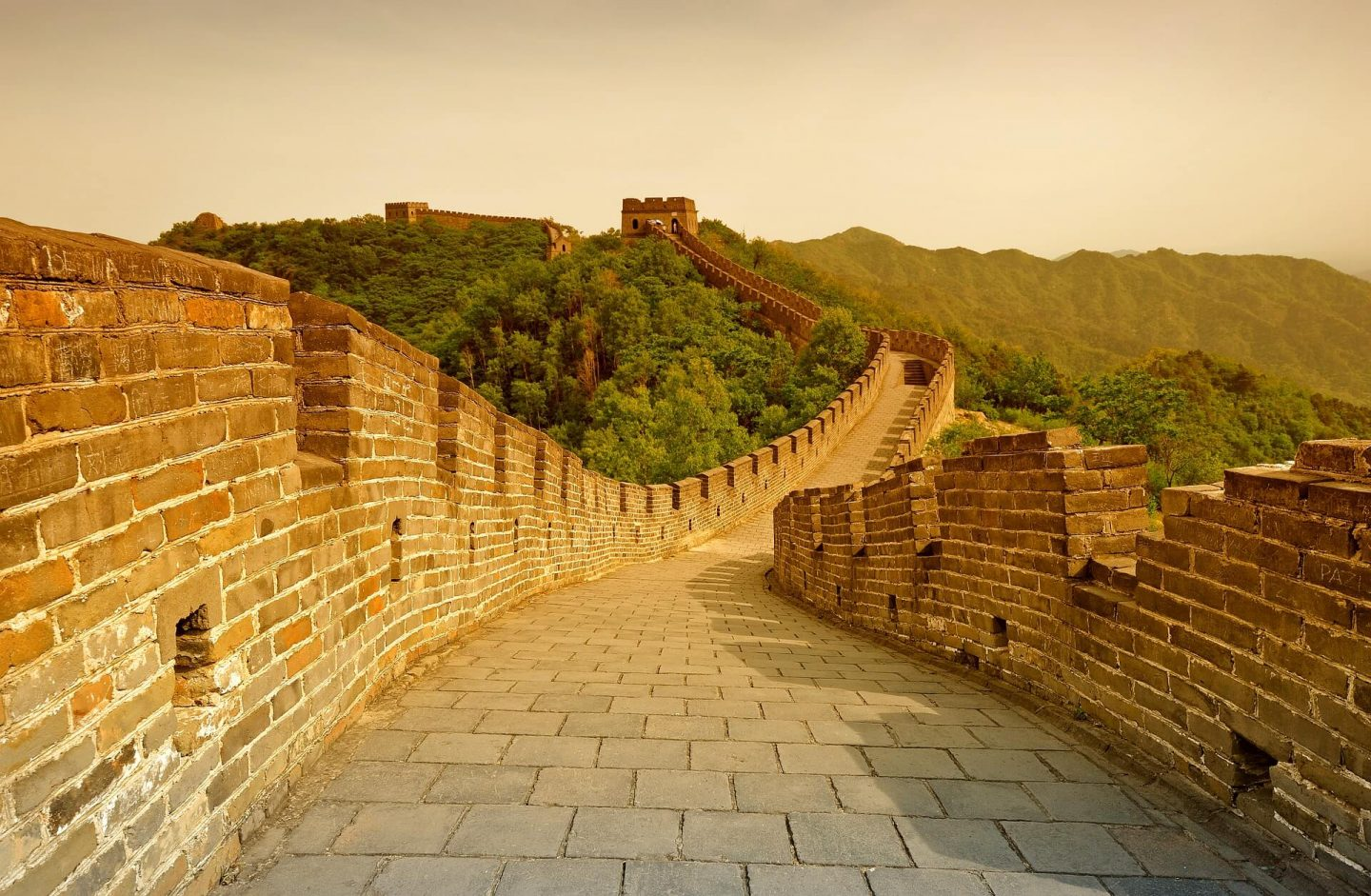 Geographical trivia questions - Great Wall of China