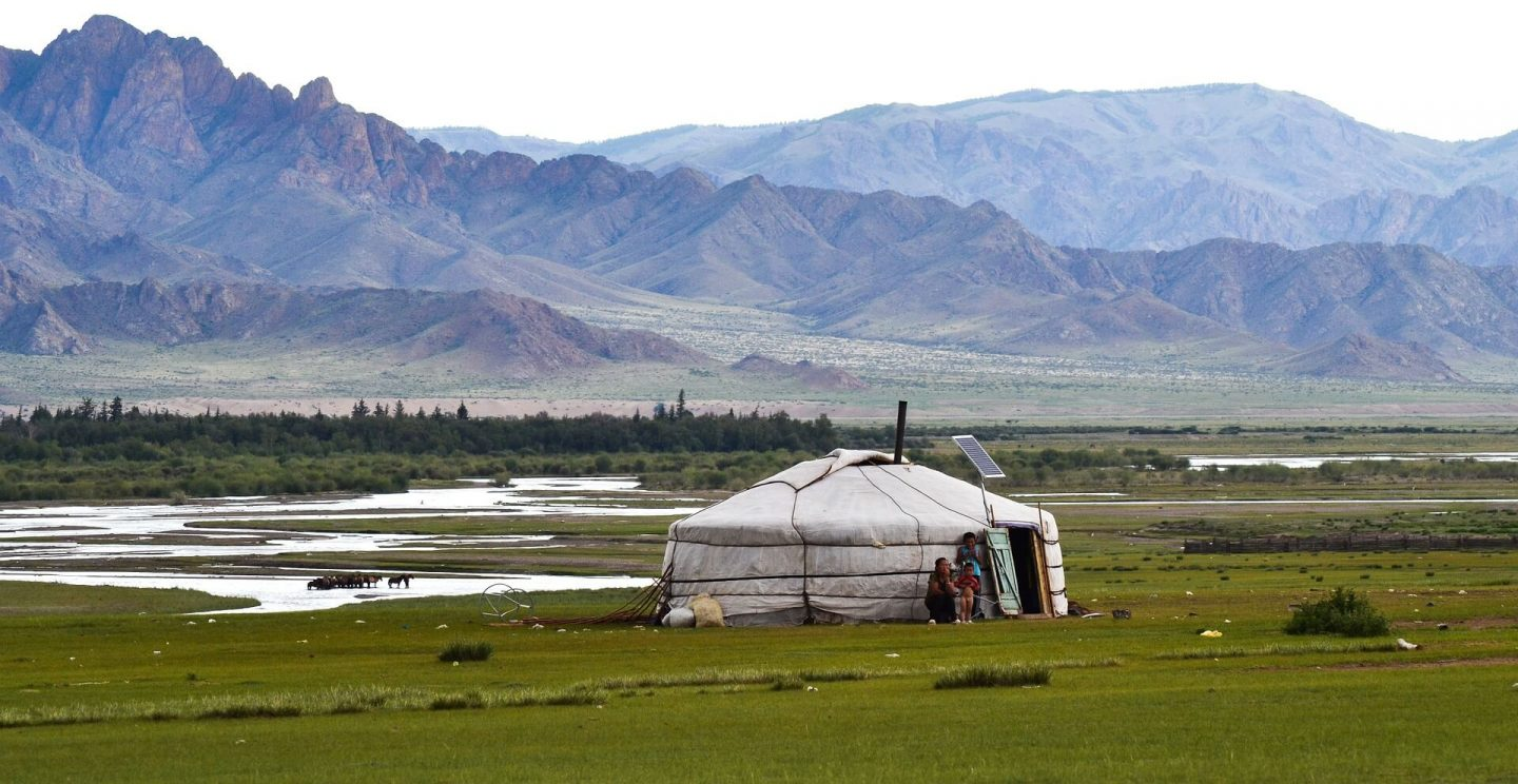 Trivia about geography - Mongolia