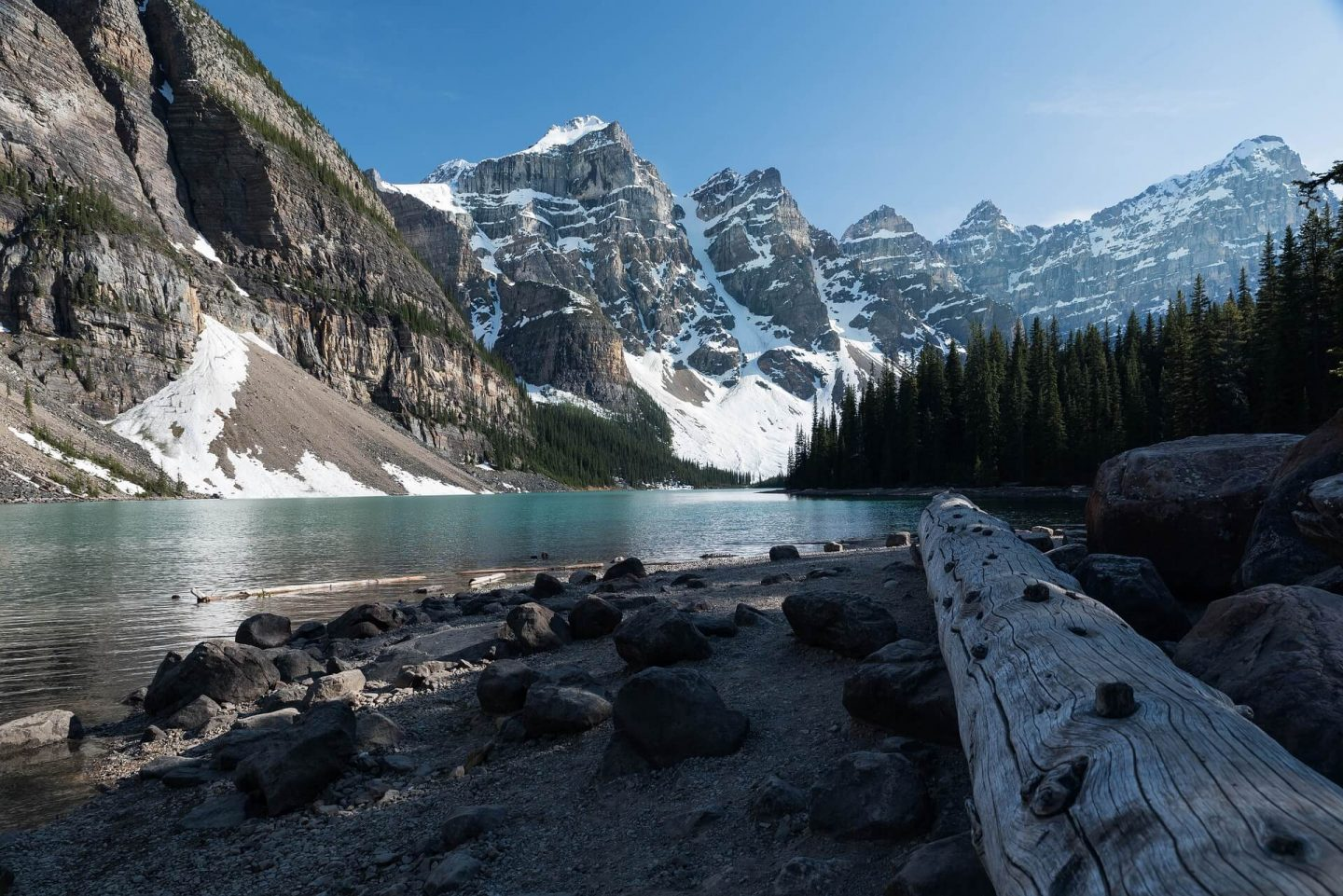 Trivia about geography- Rocky Mountains