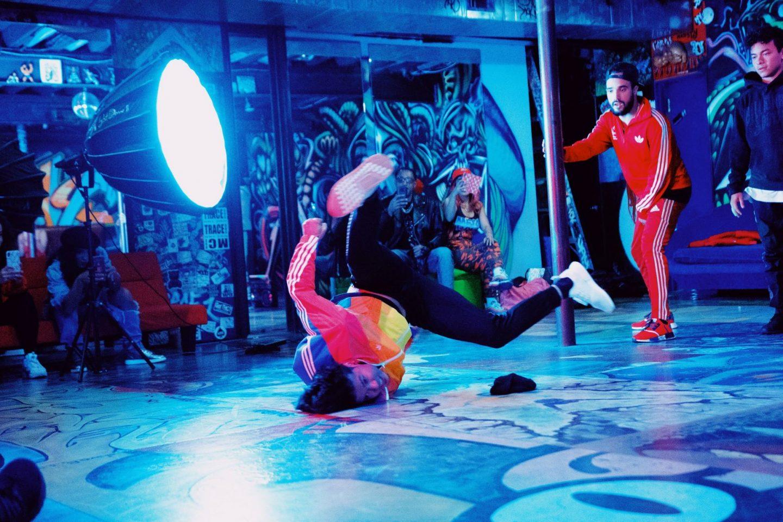 Rap trivia - breakdancing