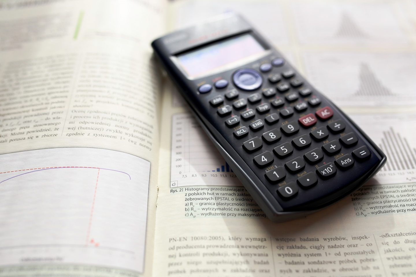 Calculator - maths quiz questions and answers