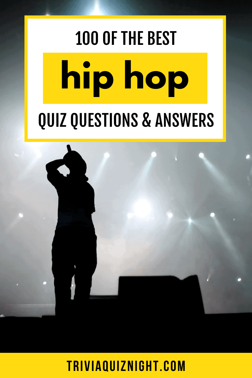 100 of the best hip hop quiz questions and answers, plus rap trivia for your epic virtual quiz