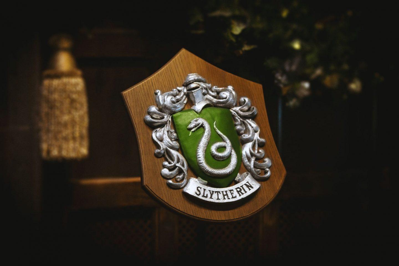 Harry Potter trivia games - Slytherin