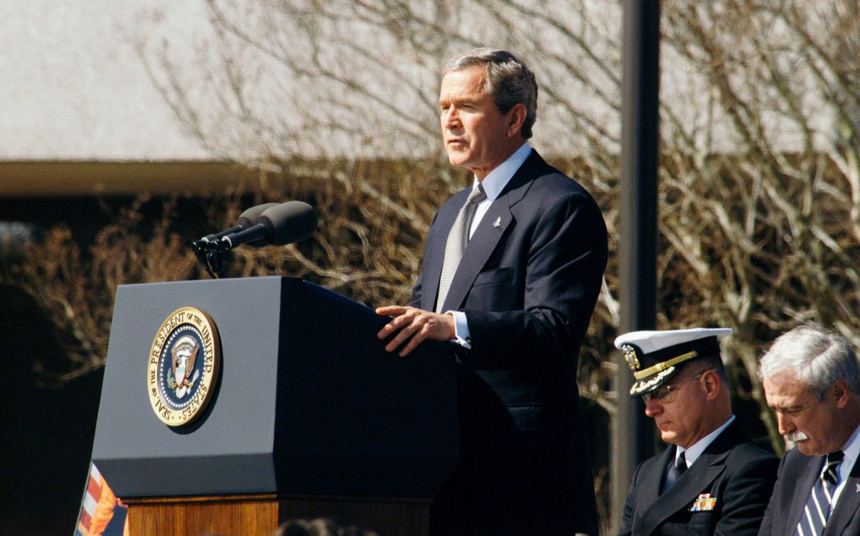 Political trivia questions - George W Bush